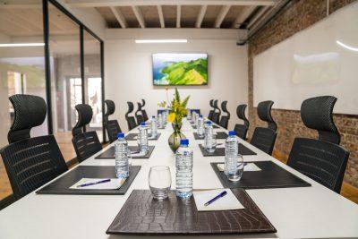 Tobmce Rooms Neighbourgoods Boardroom